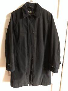 vintage BARBOUR NEWMARKET COAT jacket SIZE 14