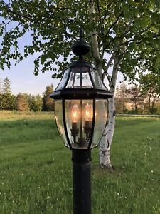 Outdoor Post Lights
