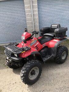 Polaris ATV 2002/400