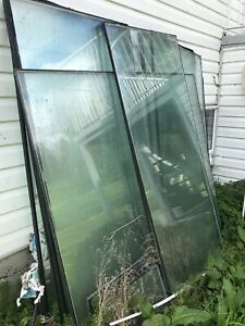 Windows… Great for greenhouse (11 pieces)