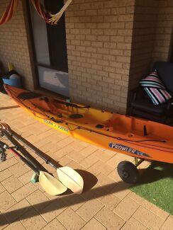 Ocean kayak prowler elite