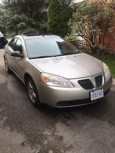 2008 Pontiac G6 certified and E tested