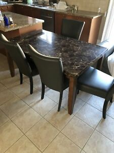 ***Dining set 6 piece***