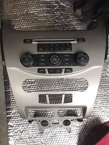 Ford radio with face factory made