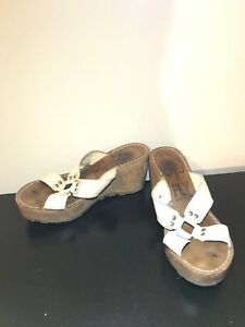 Fly London Wedge Sandals Size 38