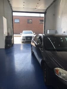 CarWash and detail shop for sale in Mississauga