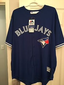 Brand New: Authentic Blue Jays Jersey