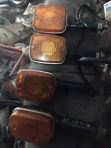 GS400 signal lights