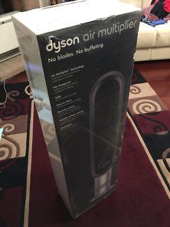Dyson tower fan air multiplier brand new in box