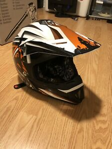 Men's medium ATV Helmet