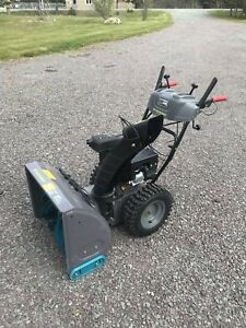 Must go! New condition snowblower