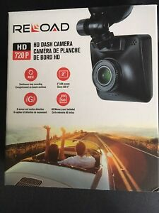 Reload HD Dash Camera