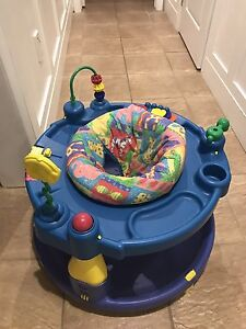 Graco   Excersaucer