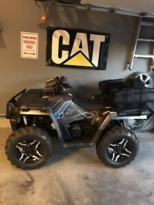 2016 Polaris sportsman 570 sp atv