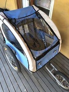 Dog/child stroller or bike trailer