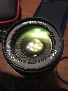Canon EF-S 55-250 IS