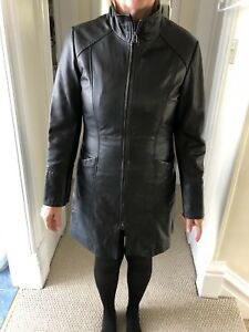 Danier ladies leather jacket size small
