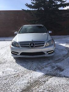 Mercedes Benz C-250 4Matic 2011! GREAT CONDITION! Only 60,000 km