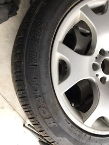 19 in Bmw x5 winter  rims and tires for sale