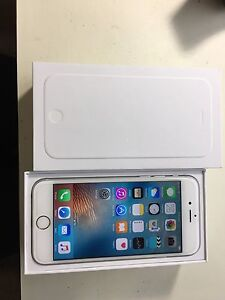 Iphone 6s white 64gb Bell/Virgin for sale