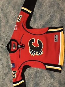 Calgary Flames Gaudreau Authentic Jersey