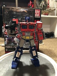 Transformers power of the primes Optimus Prime