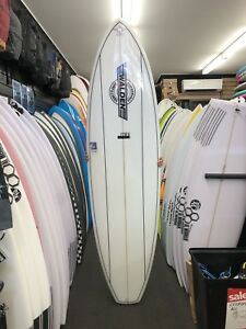 7'6 Walden Surfboard