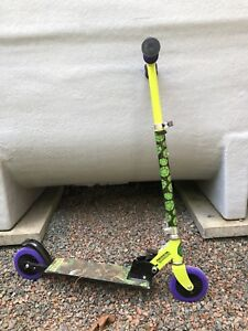 Ninja Turtles Scooter
