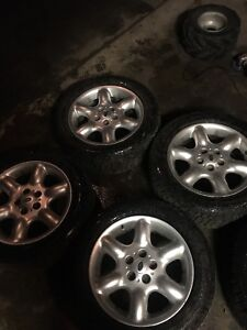 Land Rover freelander rims and tires