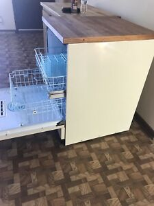 Maytag portable dishwasher with cutting board top