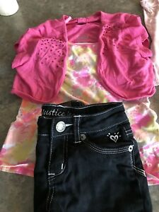 Girls size 8 Brand name Clothes