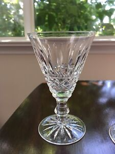 Tramore Waterford Crystal White Wine Glasses