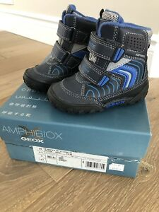 BRAND NEW Toddler sz 6.5 Geox winter boot