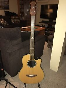 Ovation Electro-Acoustic Guitar
