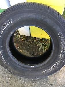 Wanted Goodyear tire