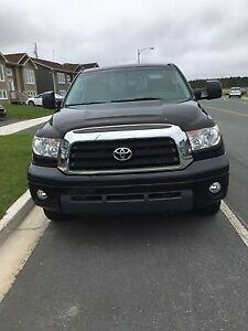 2009 Toyota Tundra Crewmax  TRD