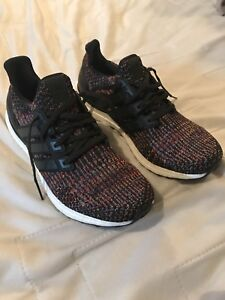 Adidas Ultra Boost 3.0 Multi-Color size 9.5