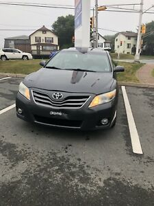 2010 Toyota Camry XLE.