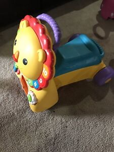 Baby Toys -Bouncy chair, graco glider, walker etc