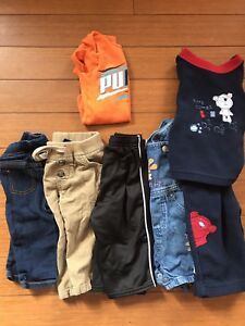 Size 3-6 month clothing