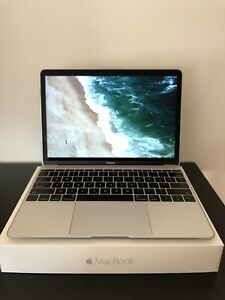 "MacBook 12"" Silver / Intel M7 / 512 GB (COMME NEUF!)"