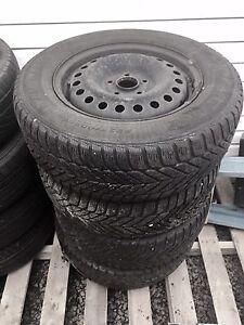 4 roues 16'' à 5 trous x 114.3mm