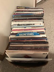 LPs and 45s Records