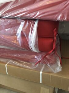 Very Solid. Canadian Made Patio Set. Brand new sealed.