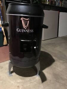 Charcoal Smoker...Guinness Beer