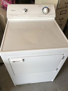 Maytag dryer -can deliver