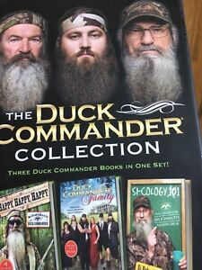 The Duck Commander Collection books