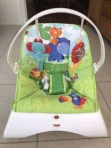 Fisher Price Rainforest Friends Bouncer Woonona Wollongong Area Preview
