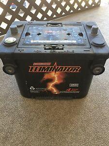 Fs: eliminator heavy duty battery 6cyl