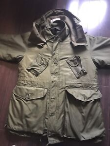 Canadian Army Men's Parka